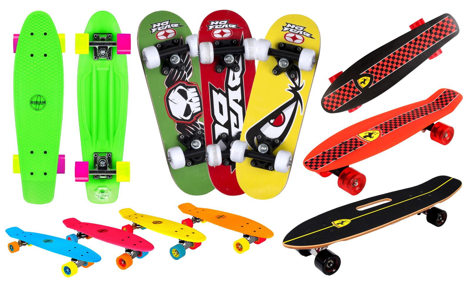 SportMe Skateboard
