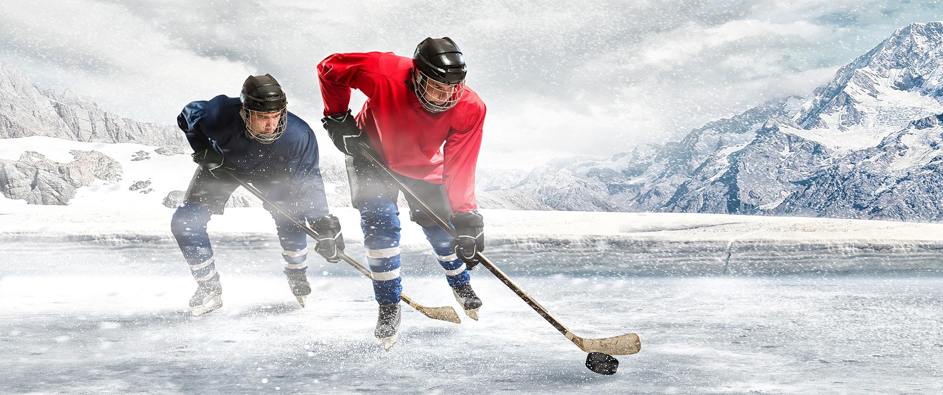 SportMe Sliderbild Ishockey